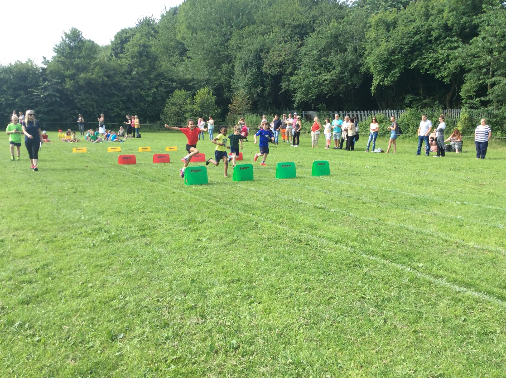 Sports Day July 2017
